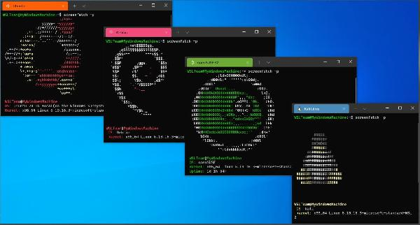 https://safirsoft.com Microsoft's Linux subsystem is now available as a Microsoft Store app